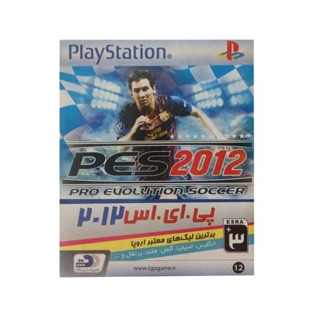 بازی PES 2012 PS1