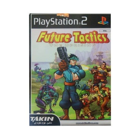 بازی Future Tactics PS2
