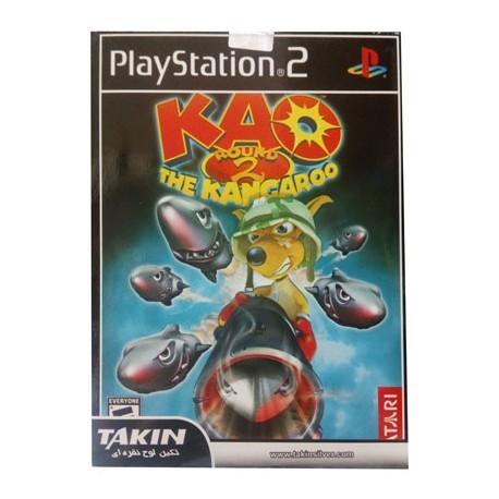 بازی PS2 KAO 2 the kangaroo