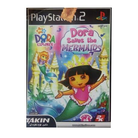 بازی PS2 Dora Saves The Mermaid