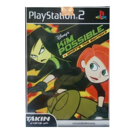 بازی PS2 KimPossible