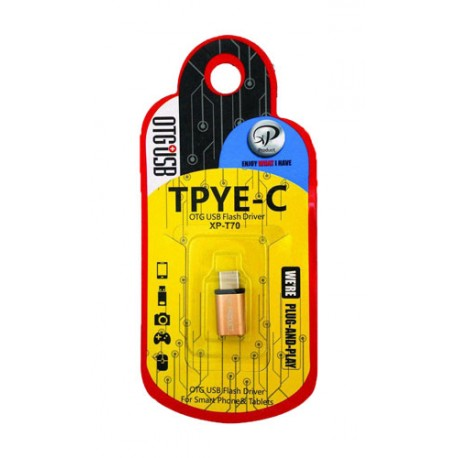 تبدیل USB به T70 Type-C