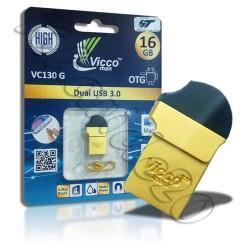 فلش مموری وایکو 16گیگ|VICCO 130G 16GB
