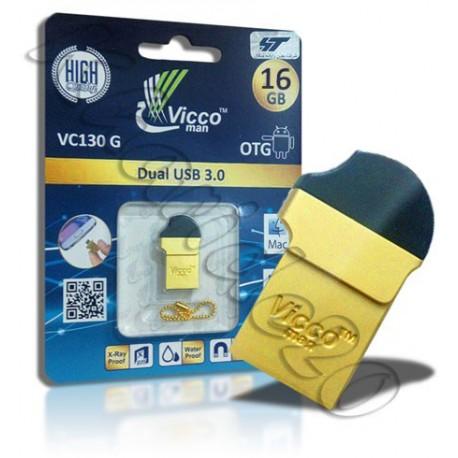 فلش مموری وایکو 16گیگ|VICCO 130S 16GB
