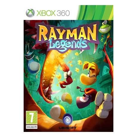 بازی Rayman Legend | XBOX 360