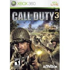 بازی Call Of Duty 3 | XBOX 360