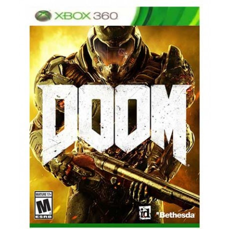 بازی Doom 3 | XBOX 360