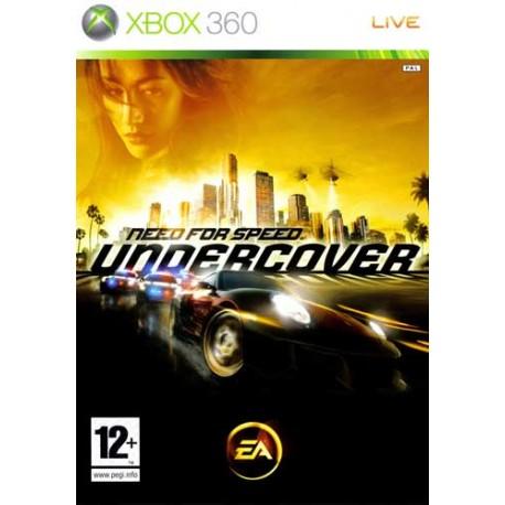 بازی Need For Speed Undercover | XBOX 360