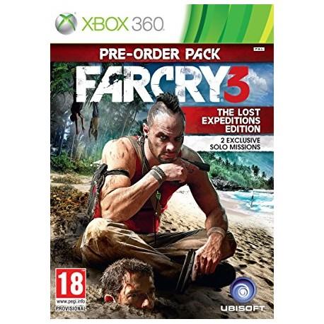 بازی xbox FARCRY 3