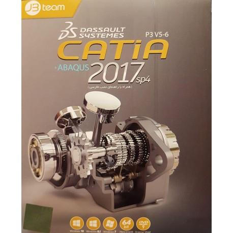 کتیا CATIA 2017 + ABAQOS SP3 |قیمت پشت جلد :150000 ریال |1DVD9