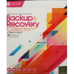 بازیابی اطلاعات و تهیه نسخه پشتبیان JB - Backup & Recovery collection
