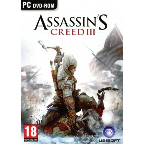 بازی کامپیوتر ASSASSIN'S CREED III