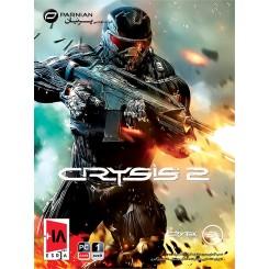 بازی کامپیوتر Crysis 2 قیمت پشت جلد 125000 تومان