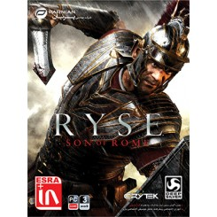 بازی کامپیوتر Ryse Son of Rome  قیمت پشت جلد 20500 تومان