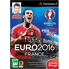 بازی EURO 2016 برای PS2 با گزارش عادل فردوسی پور