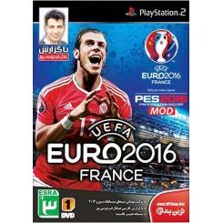 EURO 2016 برای PS2 با گزارش عادل فردوسی پور