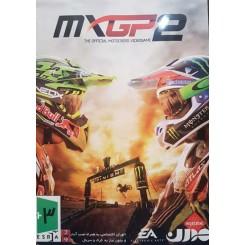 بازی کامپیوتر MXGP2 |قیمت پشت جلد 18000 تومان