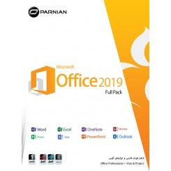 نرم افزار Office Pro Plus 2019 |قیمت پشت جلد :150000 ریال