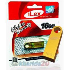 فلش مموری 16 گیگ فلزی حلقه ای ریز|iLex 16GB