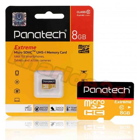 رم میکرو 8 گیگ PANATECH_8G