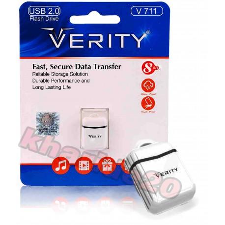 فلش مموری وریتی 8 گیگ|VERITY 8GB V711