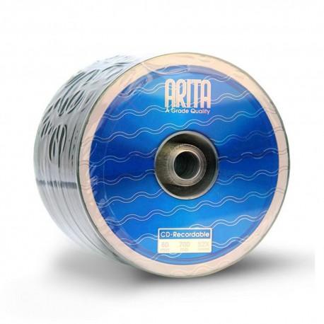 پک 50 عددی سی دی خام آریتاا   ARITA