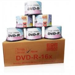 کارتن 600 تایی دی وی دی خام باجت | DVD BUDGET