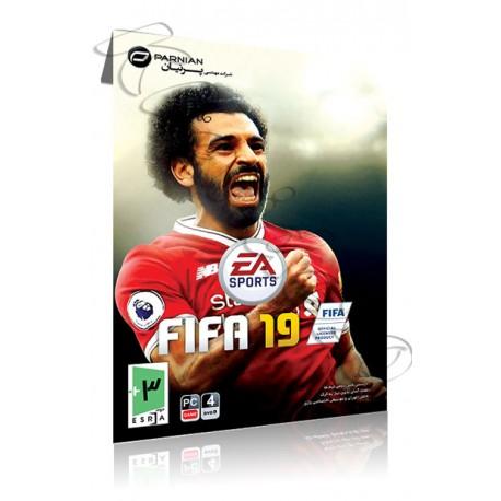 بازی کامپیوتری فوتبال 2019 FIFA (پرنیان)