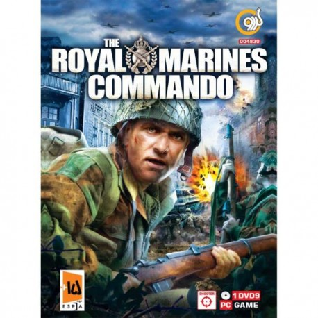 بازی The Royal Marines Commando