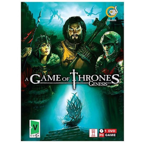 بازی A Game of Thrones: Genesis مخصوص PC