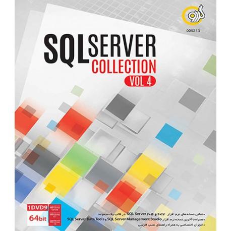نرم افزار SQL SERVER Collection Vol 4