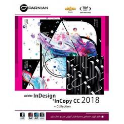 نرم افزار Adobe InDesign & InCopy CC 2018 + Collection