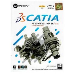 نرم افزار DS Catia P3 V5 6 R2017 GA SP3 64 Bit