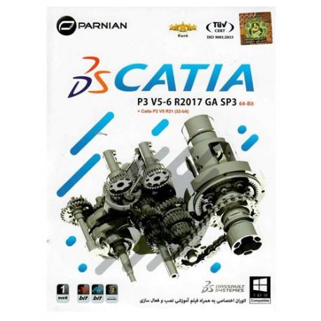 CATIA P3 V5-6R2017 GA SP3
