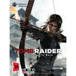 بازی Tomb Raider: A Survivor Is Born | قیمت پشت جلد 29000 هزار تومان