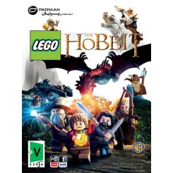 بازی LEGO The Hobbit | قیمت پشت جلد 12500