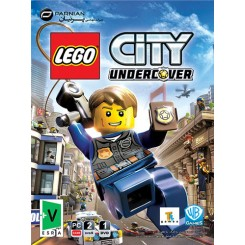 بازی Lego City Undercover | قیمت پشت جلد 20500 تومان
