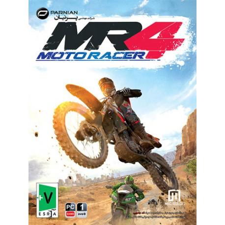 بازی Moto Racer 4