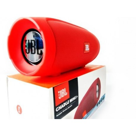 اسپیکر بلوتوث قرمز +JBl CHARGE MINI 3