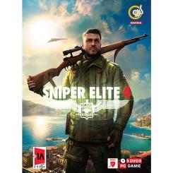 بازی کامپیوتر Sniper Elite 4