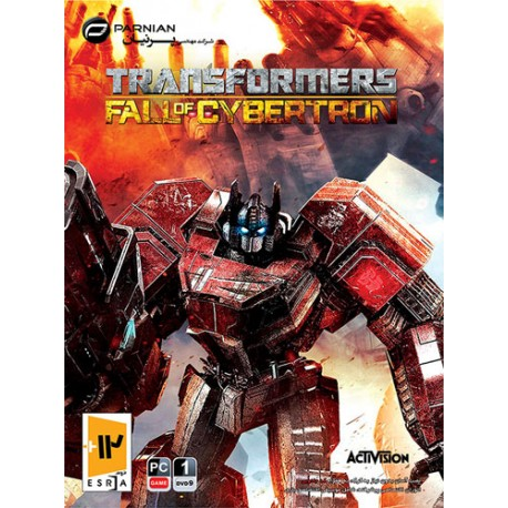 بازی Transformers Fall of Cybertron