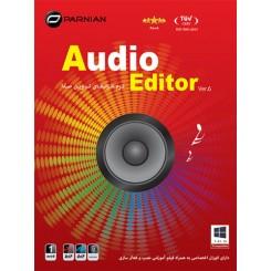 نرم افزار Audio Editor (Ver.6)