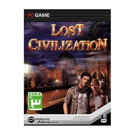 بازی کامپیوتر Lost Civilization