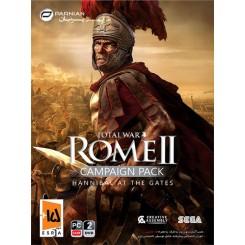 بازی کامپیوتر Total War Rome II Hannibal At The Gates