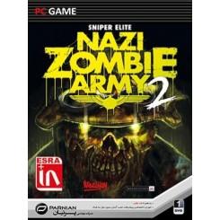 بازی کامپیوتر Sniper Elite : Nazi Zombie Army 2