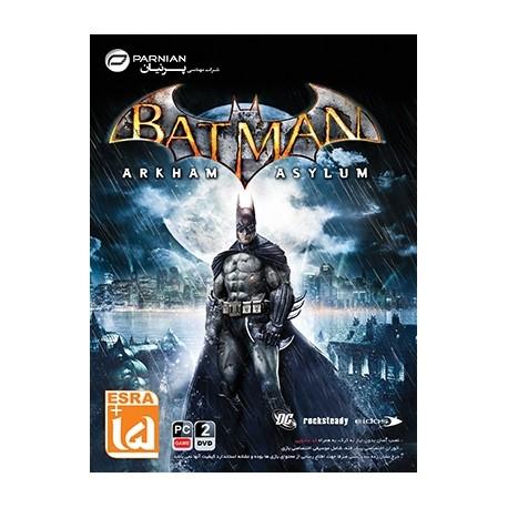 بازی Batman Arkham Asylum