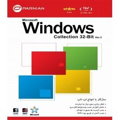 ویندوز Windows Collection Microsoft 32 Bit Ver.3