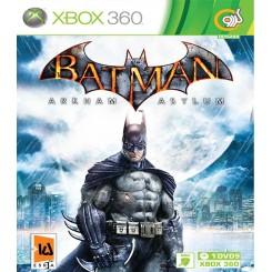 Batman Arkham Asylum XBOX360 گردو