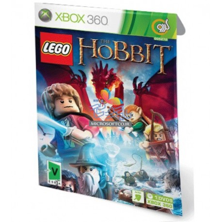 LEGO THE HOBBIT XBOX گردو
