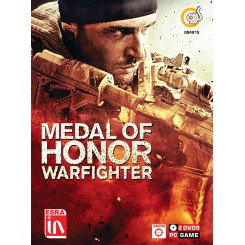 MEDAL OF HONOR Warfighter PC 2DVD9 قیمت پشت جلد 210000 ریال گردو